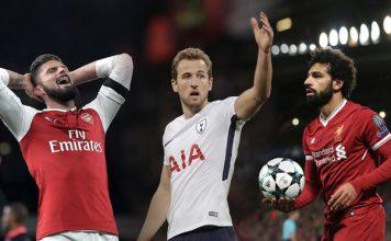 premier league 18th match day