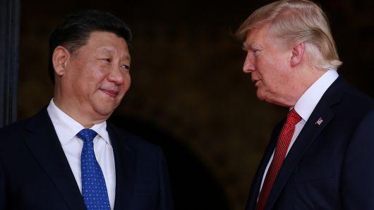 China, US