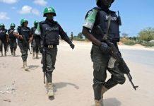 Somalia: Amisom