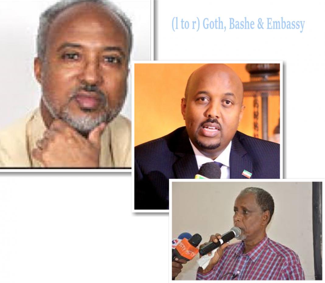 Somaliland: Bihi Envoys