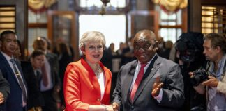 Theresa May, Africa, Somtribune
