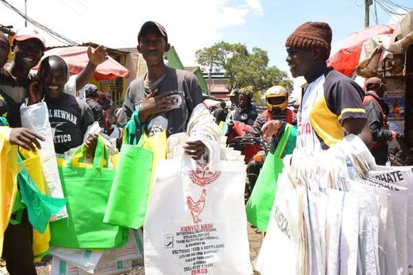 Kenya Plastic Bags
