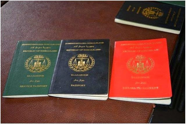 Somaliland Passport Gains Official Recognition In New Uk Home Office Measures Somtribune