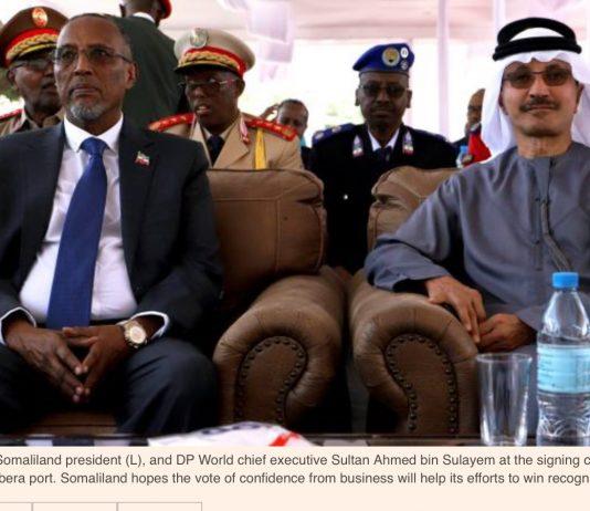 Somaliland, Somtribune