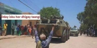 Baidoa, Somalia