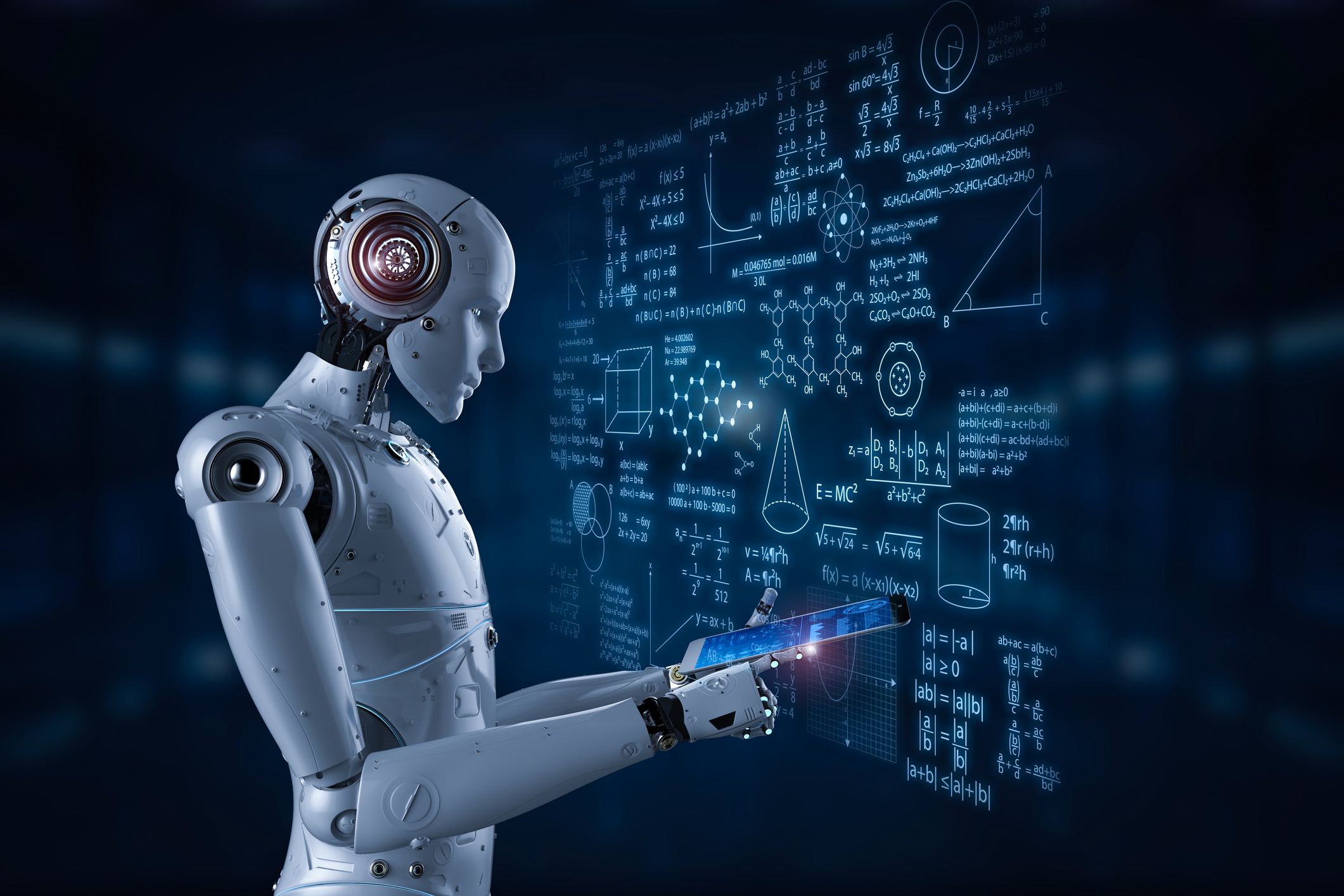 The possibility of a self-taught Artificial Intelligence - SomTribune %