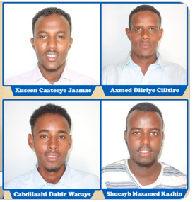 Detained Borama Journalists