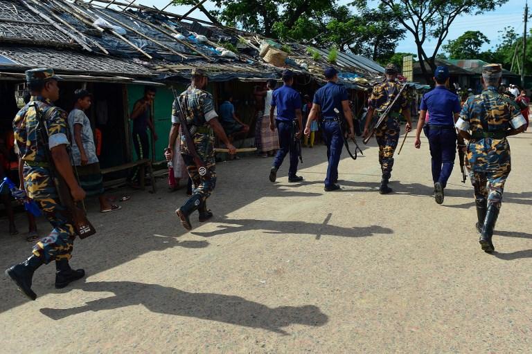 As Violence Soars in Refugee Camps, Rohingya Women Speak Up - SomTribune